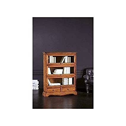 Library Wood Display Cabinet Arte povera–As Photos