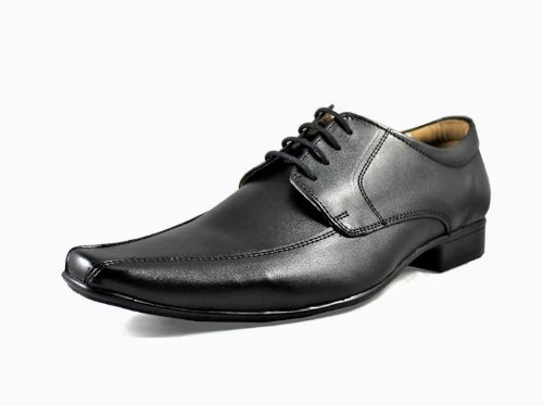 Knotty Derby Men Severus Synthetic Derby