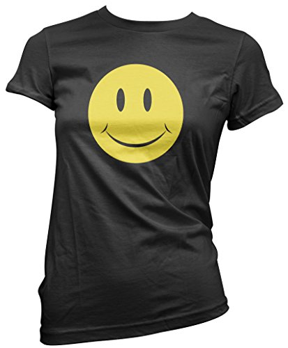 Acid House Smiley Womens
