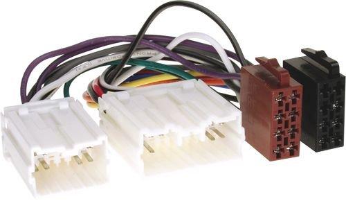 cable-adaptateur-radio-pour-volvo-modeles-avant-2000-iso-tension-4-haut-parleurs