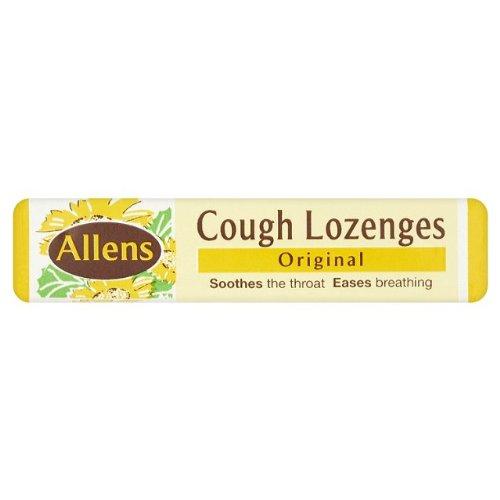 Allens Cough Lozenges (Original) 9 Lozenges