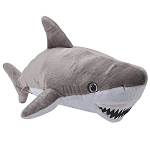 Giant Great White Shark Plush 36 By The