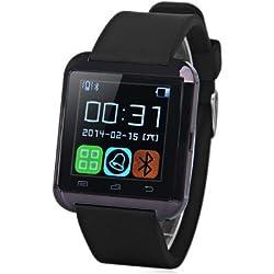 U8 Bluetooth Smart Watch Black