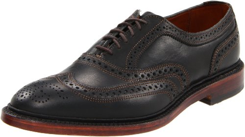 Allen Edmonds Men's McTavish Lace-Up,Black,8.5 D US