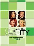 セックス・アンド・ザ・シティ シーズン 6 vol.1