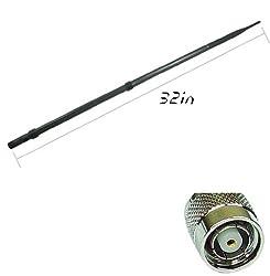 Super Power Supply 15dBi High Gain Long Range Wi-Fi Wireless WAP Power Amplifier Antenna Booster RP-TNC Linksys WRT54G