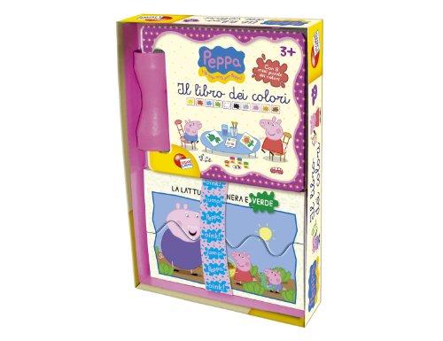 Peppa Pig. Il libro dei colori. Con mini puzzle