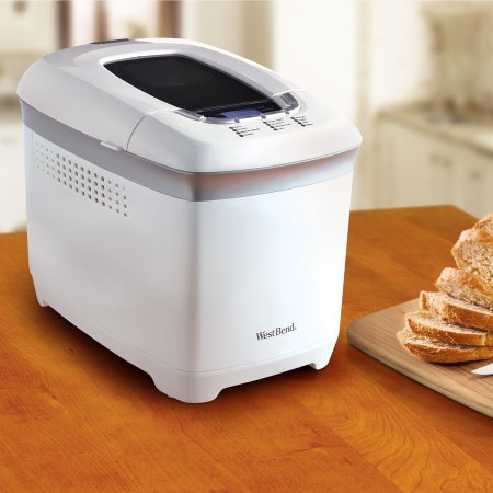 West Bend 2-lb Loaf Capacity Hi-Rise Breadmaker (West Bend 2 Pound Bread Maker compare prices)