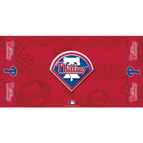 Philadelphia Phillies Fiber Reactive Pool/Beach/Bath Towel (Team Color) at Amazon.com