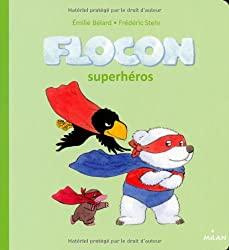 Flocon super héros