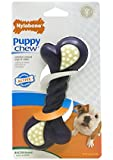 Nylabone Just for Puppies Regular Bacon Flavored Double Action Bone Puppy Dog Teething Chew Toy
