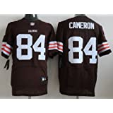 Cleveland Browns Jordan Cameron Elite Brown Jersey