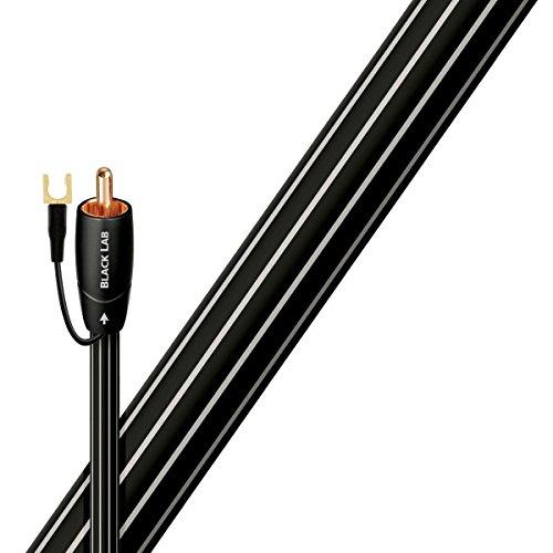 Audioquest Black Lab Subwoofer Cable (Black)- 39Ft