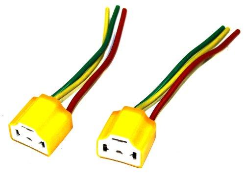 Aerzetix-3800946212638-Jeu-de-2-Fiches-pour-Ampoules-H4