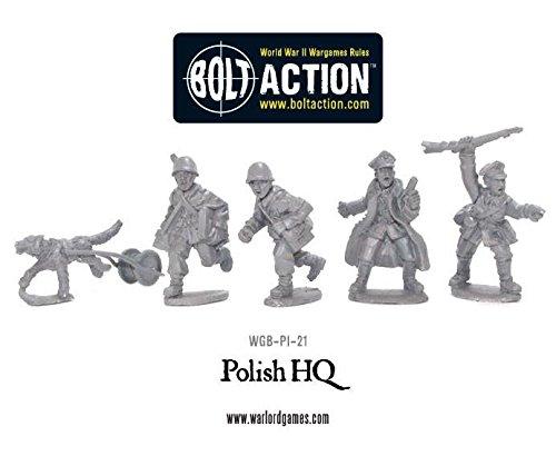 New Bolt Action - Polish HQ - Polish Army - Warlord Games ... - 1