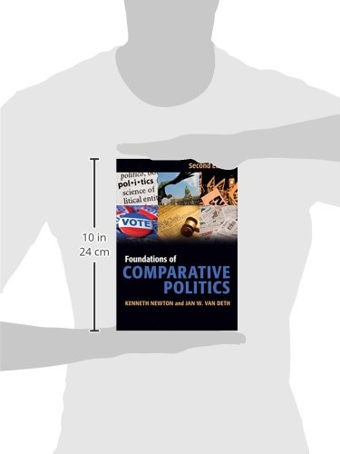Foundations of Comparative Politics 2nd Edition Paperback (Cambridge Textbooks in Comparative Politics)