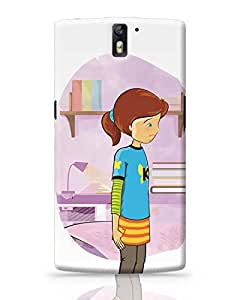 PosterGuy OnePlus One Case Cover - Krut | Designed by: Sudhir Mudgal