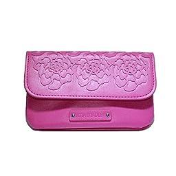 Vera Bradley Laser-Cut Snap & Zip Case Rouge Katalina 14957-367