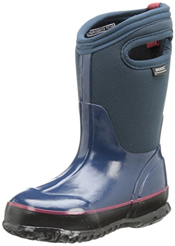 Toddler Bogs 'Classic High' Waterproof Boot, Size 9 M - Blue
