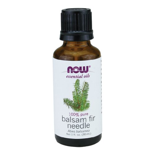 Now Foods Balsam Fir Needle Oil - 1 oz. 2 Pack