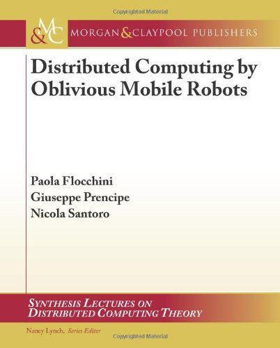 Distributed Computing by Oblivious Mobile Robots