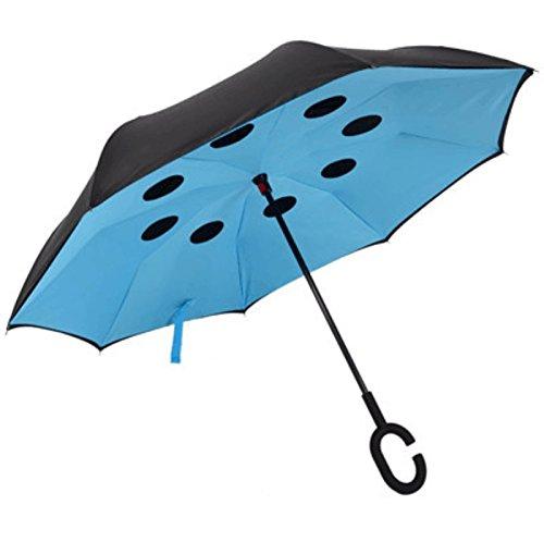kinine-c-impugnatura-inversa-nuovo-business-creativo-doppie-lancette-auto-gratis-ombrello-60cmblu