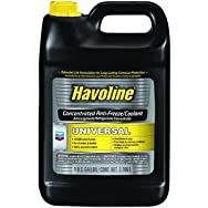 Chevron Texaco 227063497 Universal 50/50 Anti-Freeze/Coolant Pack of 6
