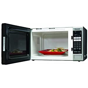 Panasonic NN-SN661S, 1.2cuft, 1200 Watt Microwave with Inverter Technology, Stainless Front