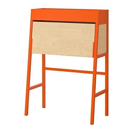 IKEA PS 2014 - Oficina, naranja, chapa de abedul - 90x127 cm