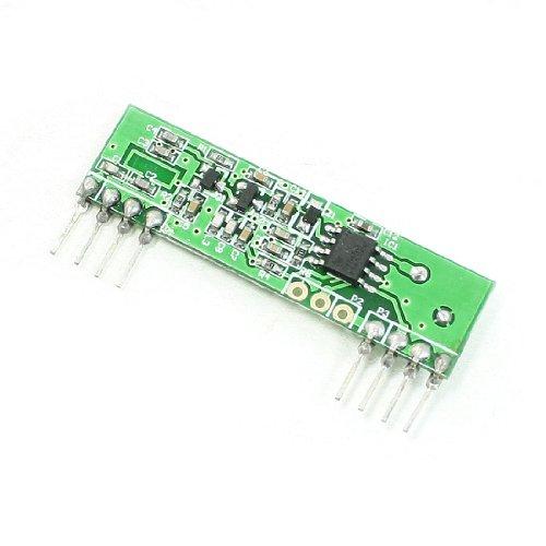 Dc 5V 2.7Ma 433M Remote Control Pcb Wireless Receiver Module Cw-R7C3