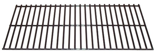 Music City Metals 55501 Porcelain Steel Wire Cooking Grid Replacement for Select Charbroil and Thermos Gas Grill Models