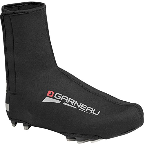 Louis Garneau Men's Neo Protect II Cycling Shoe Covers, Black, Large (Garneau Cycling Shoes compare prices)