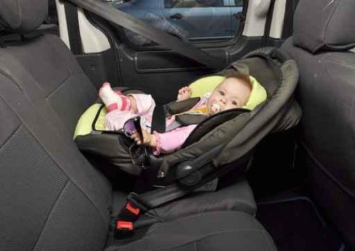 Baby in Car Safety Seat - 24