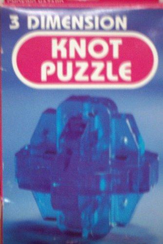3 Dimensional Knot Puzzle - 12 Piece 3D Puzzle