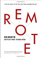 Remote: Office Not Required Front Cover
