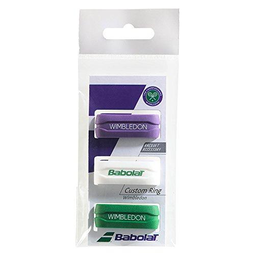 Babolat Custom Ring 3er Wimbledon