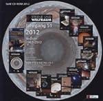 Sterne und Weltraum CD-ROM 2012: Jahr...