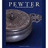 Pewter at the Victoria and Albert Museum (Hardback)