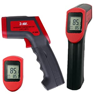 exact thermometer model 83037 manual
