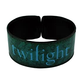 Twilight Logo Slap Bracelet  Super Cool!