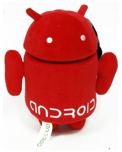 Android 6 Plush Red