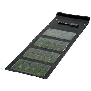 Sunforce 22005 12-Volt MotoMaster Eliminator Folding Solar Panel