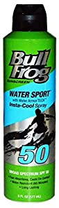 Bullfrog Water Sport Sunscreen Spray SPF 50