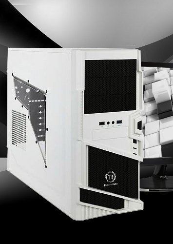 CPU Solutions Express Quad Core Gamer PC