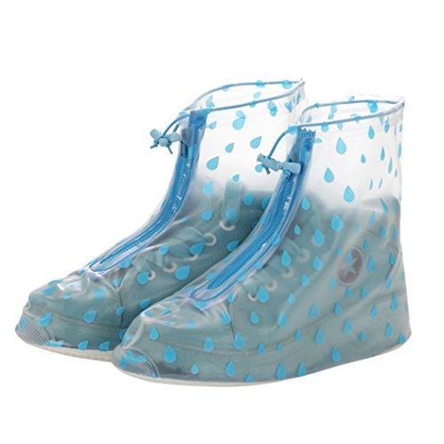 sun lorence fashionable snow proof shoe covers anti