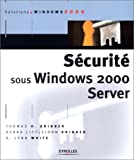 S�curit� sous Windows 2000 Server