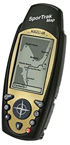 Magellan SporTrak Map Waterproof Hiking GPS by Magellan