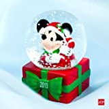 Mickey Mouse 2013 JC Penny's Snow Globe