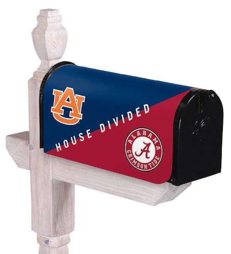 Alabama Crimson Tide UA NCAA Magnetic Mailbox Cover at Amazon.com
