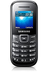 Samsung E1200 Sim Free Mobile Phone from Samsung Phones